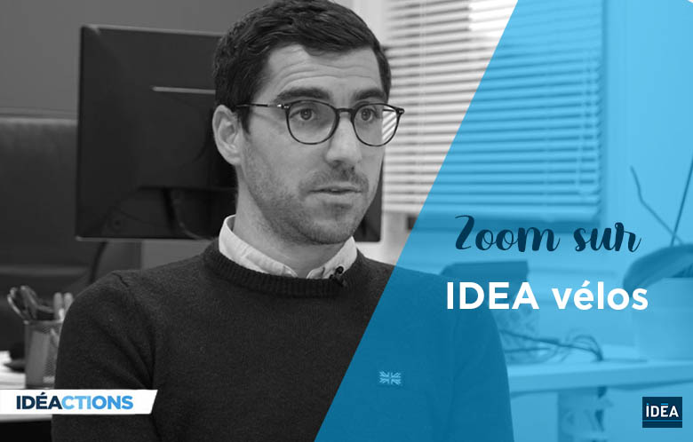 IDEA IDEActions Antoine Durand IDEA Vélos