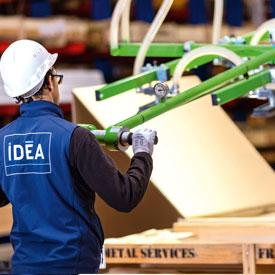Industrial Logistics by IDEA