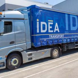 Road transport by IDEA