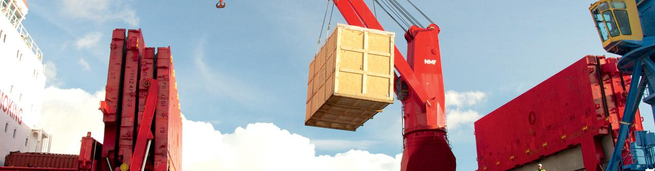 SHIPMENT MANAGEMENT BY IDEA LOGISTIQUE